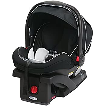 Amazon.com : Graco SnugRide Click Connect 35 Infant Car Seat, Gotham ...
