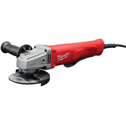 Milwaukee Electric Tool 6142-31 Milwaukee 4-1/2 11 Amp Small Angle Grinder Paddle, No Lock, 3.31'' x 5.51'' x 16.75'' by Milwaukee Electric Tool