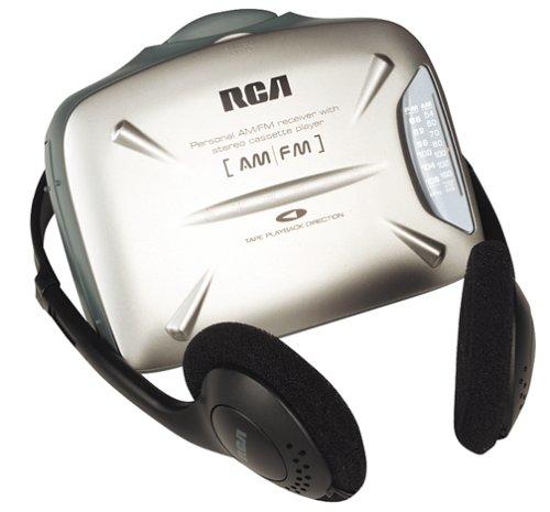 Rca Cassette Player (RCA RP1822 Personal AM/FM Cassette Player)