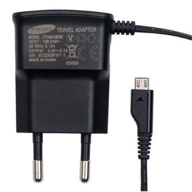 Original Samsung S5220R Rex80 Cable de carga ETA0U10EBE ...