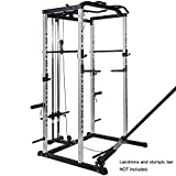 Power Rack Power Cage 1000-Pound Capacity Home