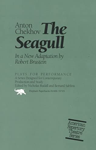 book cover of The Seagull