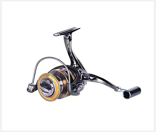 HITSAN INCORPORATION STACO 14BB Fishing Reel Handle Knob 2000-7000 Series  Metal Spinning Reel Seat 5 2:1 Pre-Loading Spinning Wheel Surf Reel Casting
