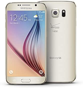 Samsung Galaxy S6 (G920 V) Verizon desbloqueado Cell Phone- 32 GB ...