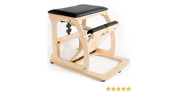 Amazon balanced body exo chair split pedal pilates