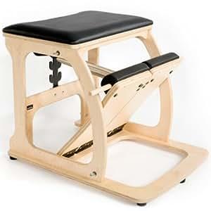 Amazon Com Exo Chair Split Pedal Pilates Exercise