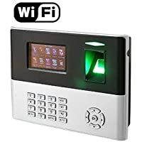 Biometric Fingerprint Attendance with WIFI