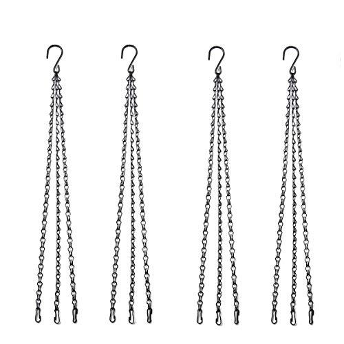 PERTTY 4 Pcs Plant Hanger Chain 16