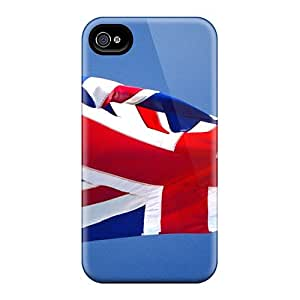 Cute High Quality Iphone 6 British Flag Cases
