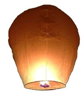 36 Sky Lanterns 1 CASE - White