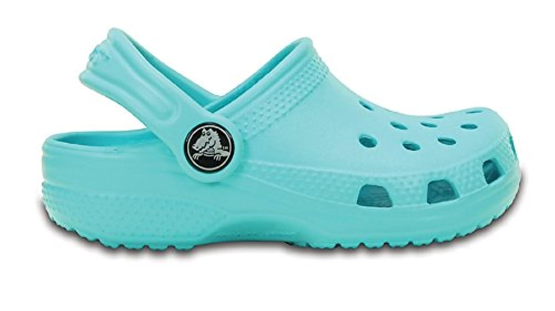 Crocs Unisex Kids' Classic rounded tips blue Size: 2.5 UK-4.5 UK
