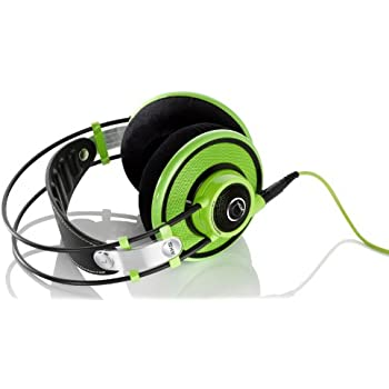 AKG Q701 Quincy Jones Signature On-Ear Reference Headphones (Green)