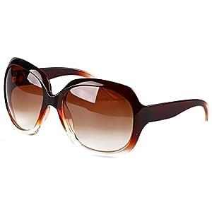 HUAYI Women's UV400 Large Size Eyeglasses Sunglasses Product Eyes