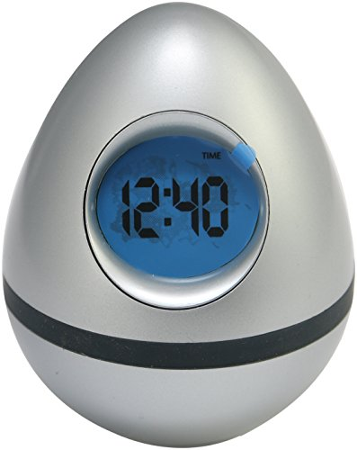 Shift 5-in-1 Color Changing Lcd Alarm Clock