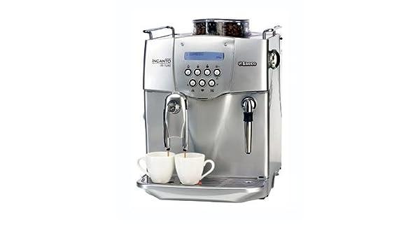 Saeco Incanto DE LUXE/S-Class - Máquina de café: Amazon.es: Hogar