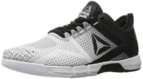 Reebok Women's CROSSFIT Grace TR Running Shoe, White/Black/Cloud Grey/Pewter, 9.5 M US