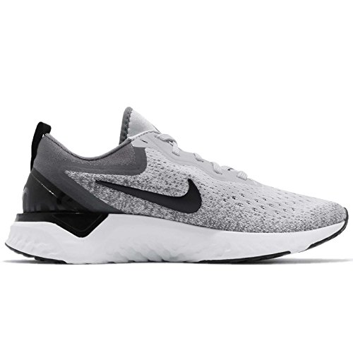 Odyssey Black Pure Basses Platinum Grey Grey Homme Wolf Sneakers 001 React Multicolore Nike Dark p8PHndd