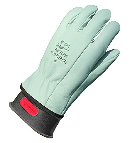 Rubber Electrical Glove Kits by Oberon Company