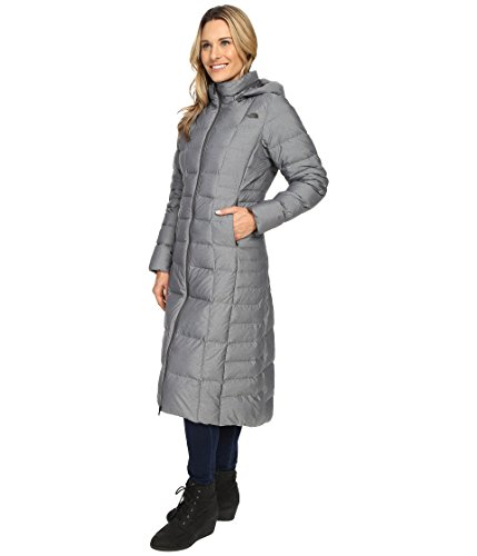 The North Face Triple C II Parka Women's TNF Medium Grey Heather X-Large by The North Face (Image #2)
