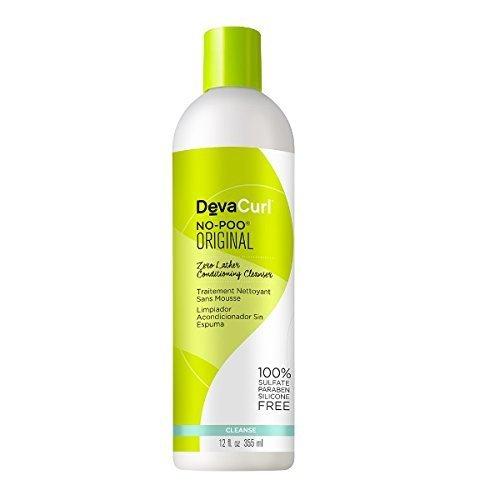 Care Hair Deva (Deva: DevaCurl No-Poo 12 oz)