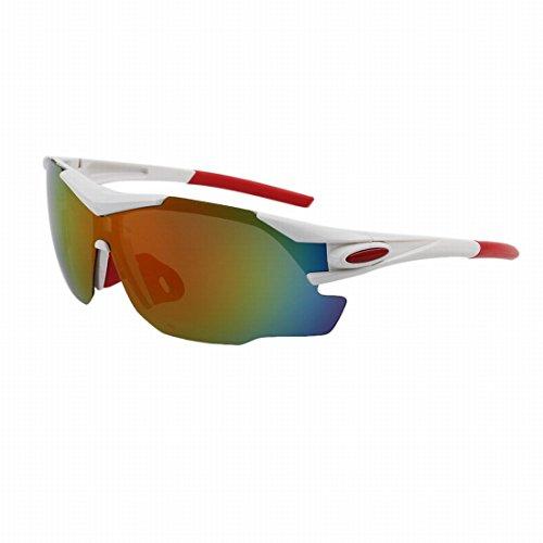 Gafas de Moda Tendencia Gafas Polarizadas Hombres , Lente Gris / Marco Negro Brillante: Amazon.es: Deportes y aire libre