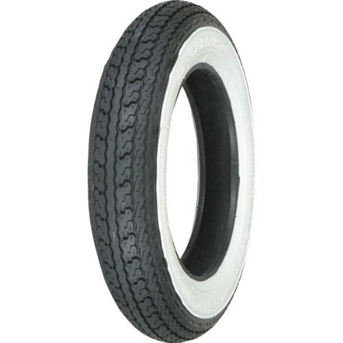 SHINKO SR550 SCOOTER TIRE FRONT/REAR 3.50-8 TT W/WALL