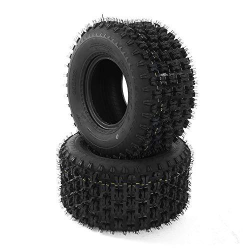 - P336 9 Inch All Terrain 20X10-9 ATV Tires 4PR for HONDA TRX 300EX 400EX 400X 450R Set of 2