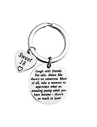 TIIMG Birthday Gift Sweet 16 Gift 13th Birthday Gift Turing 18 Gift Birthday Jewelry Gift for 13th 16th 18th Years Old Birthday Girls Boys