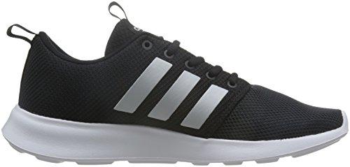 adidas neo Sneaker, Groesse 10,5, schwarz