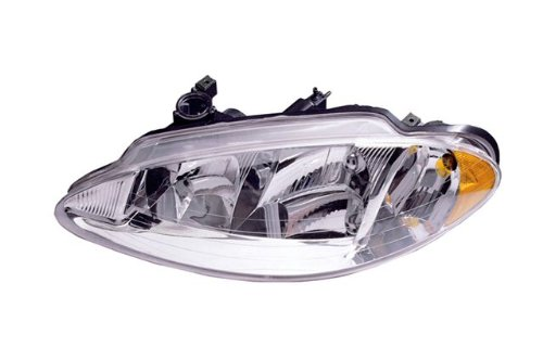 Intrepid Headlight Replacement (Vaip DG10086A1L Dodge Intrepid Driver Side Replacement)