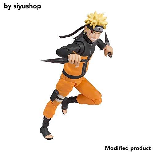 Siyushop Figura de acción de Naruto Shippuden del Modo Sabio ...