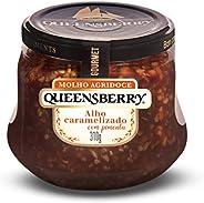 Molho Agridoce de Alho Caramelizado Queensberry Gourmet 310g