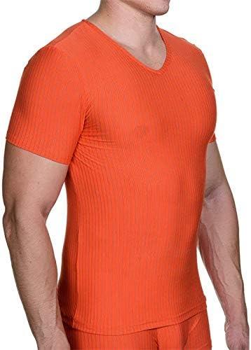 Shirt Noise Anthrazit Blau Orange Auswahl Bruno Banani Herren V