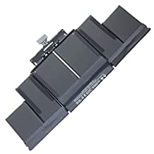 """A1494 A1398 Battery [Li-Polymer 95Wh 11.26V] for Apple Macbook Pro 15"""" A1494 A1398 Retina (Late 2013 & Mid 2014) ME293 ME294 New Laptop Battery--12 Months Warranty"""