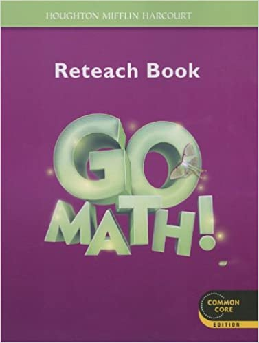 Math Worksheets houghton mifflin math worksheets grade 5 : Go Math!: Student Reteach Workbook Grade 3: HOUGHTON MIFFLIN ...