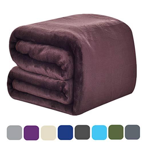 dreamflylife fleece blanket 380 gsm anti static super soft lightweight summer cooling warm fuzzy. Black Bedroom Furniture Sets. Home Design Ideas