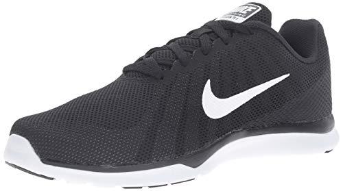 Nike Women's In-Season TR 6 Cross Training Shoe, Black/White/Stealth/Cool Grey, 6.5 B(M) US