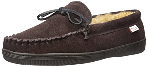Tamarac Av Tofflor Internationella Mens Husbil Slip-on Loafer Root Beer