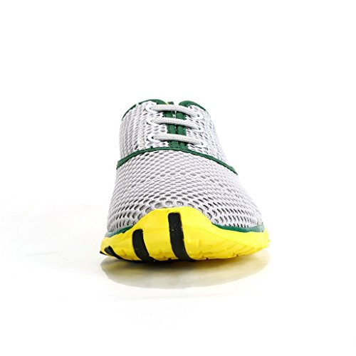 TooTa Women & Mens Wade breathable Quick Drying Aqua Outdoor Water Shoes Yellow g6gIMXT2