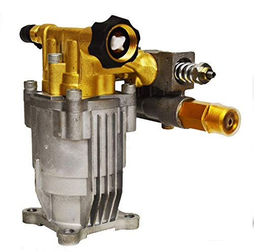 Universal 3000 PSI Pressure Washer Water Pump for Coleman Powermate PW0952750, Troy Bilt 020208, 020208-0, 020208-01, Honda GC190, 198347GS, 193486, 193486GS, 193486 GS, and Many More by Replaces Troy Bilt