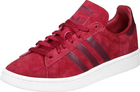 adidas Campus Trainers Red Red Maroon outlet great deals tumblr cheap price clearance ebay clearance fast delivery JGWuq