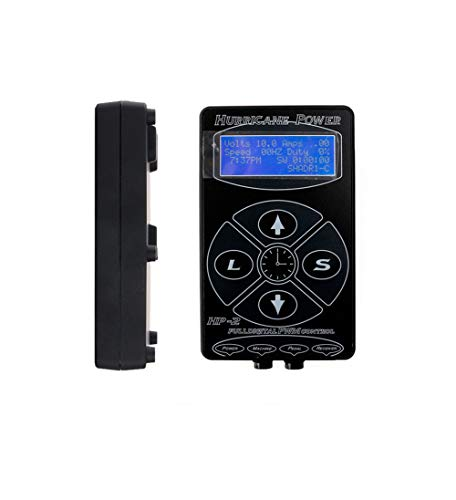 Tattoo Machine Professional Power Supply Accessories Digital Voltage Regulator with Base from GUJIAO