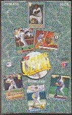 1992 Fleer Ultra Baseball Cards Unopened Box (36 packs)