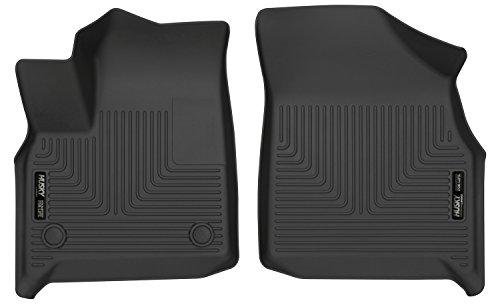Husky Liners 13251 Black Front Floor Liners Fits 18-19 Enclave/Traverse