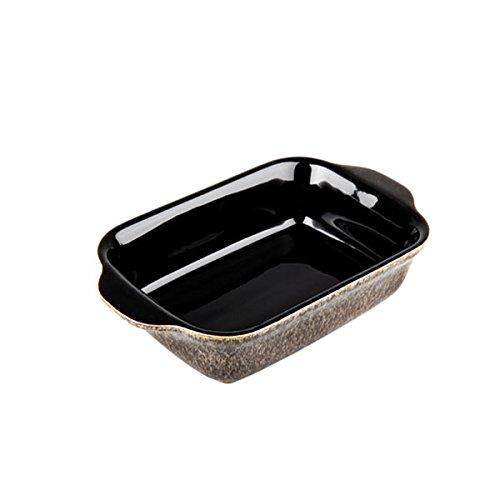 Denby Praline Small Oblong Dish, Set of 4