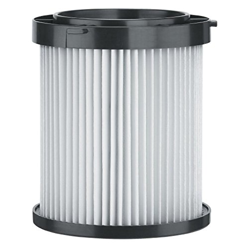 Dc500 Dust - DEWALT DC5001 Replacement (2 Pack) Filter for DC500 Vacuum # DC5001-2pk