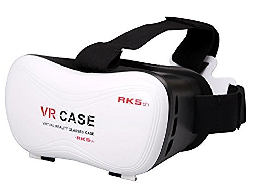 """Pparty 2016 VR BOX 3D Glasses Google Cardboard VR BOX II 2.0 Virtual Reality 3D Glasses For 3.5-5.5"""" Smartphones"""