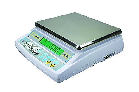 AE ADAM CBK 4 Balanza Digital de Mesa, 4 kg x 0.1 g: Amazon.es: Industria, empresas y ciencia
