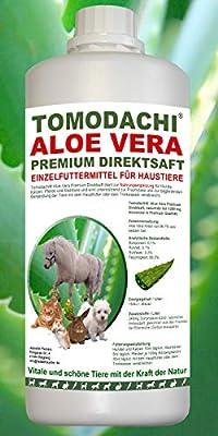Aloe Vera Zumo gato, Premium directamente Zumo, producto natural para gatos, sin productos químicos., tomodachi Aloe Vera Premium directamente Zumo de El ...
