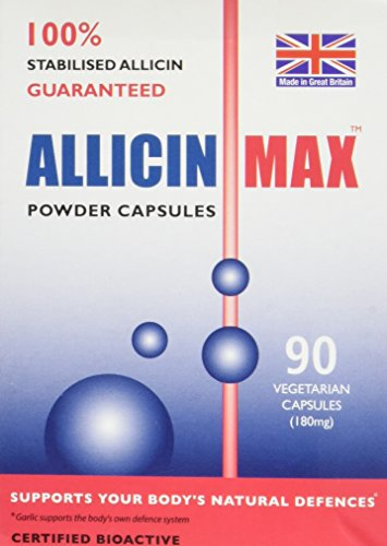 Allicin Max 90 Veg Caps